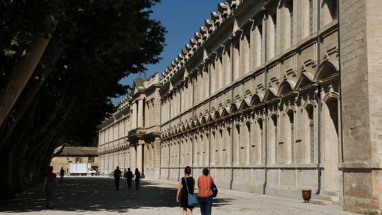 L'université d'Avignon et des pays Vaucluse, le 2 juin 2005. (DOMINIQUE ANDRE / MAXPPP)