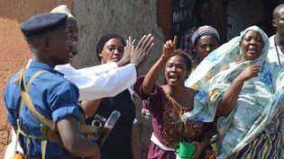 Cinq personnes sont mortes à Bujumbura durant les manifestations. (Renovat Ndabashinze / ANADOLU AGENCY)