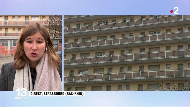 Fusillade à Strasbourg : les habitants du quartier du suspect sous le choc