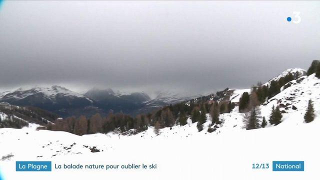 Sports d'hiver : vers une pratique plus douce de la montagne ?