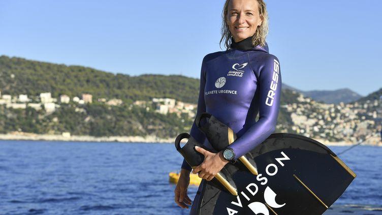 Alice Modolo (YANN COATSALIOU / AFP)