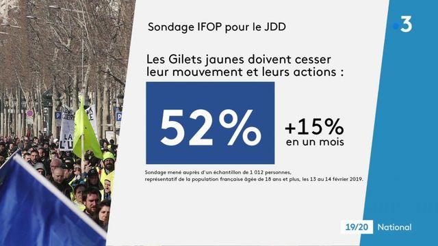 """""""Gilets jaunes"""" : des manifestations le dimanche aussi"""