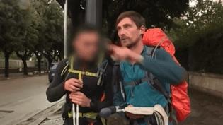 Justice : la marche comme peine alternative pour les jeunes délinquants (France 3)