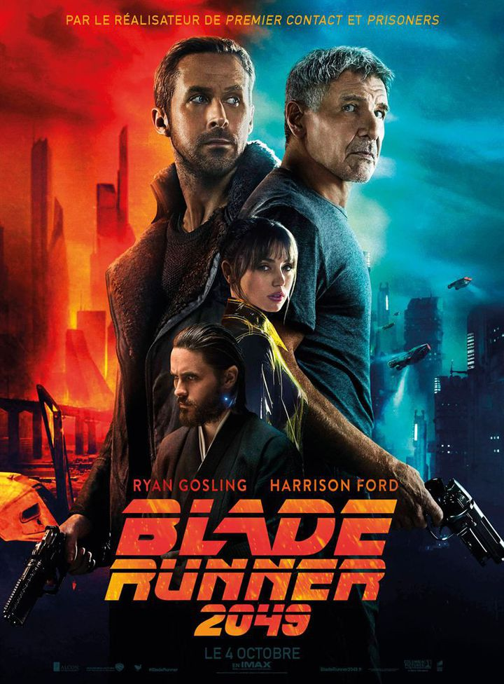 """""""Blade Runner 2049"""" : l'affiche  ( Sony Pictures Releasing France )"""
