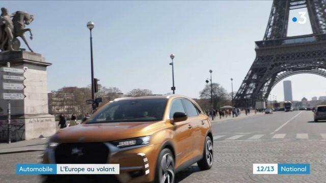 Automobile : l'Europe au volant