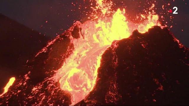 Islande : un volcan réveillé après un sommeil de 800 ans