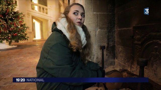 Noël : les préparatifs au château de Chambord