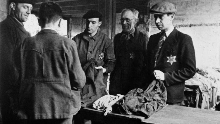 Environ 63 000 Juifs français seront déportés depuis le camp de Drancy, ici, en 1942. (AFP)