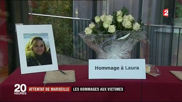 Attaque au couteau de Marseille : hommage et recueillement pour les victimes