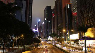 Hong Kong Central (Thibaud Le Meneec)