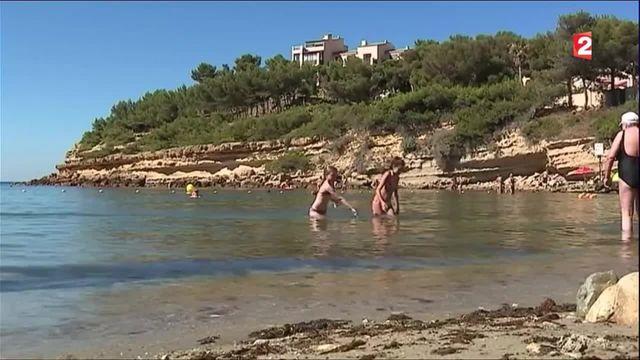 Carry-le-Rouet : chassé-croisé de vacanciers sur les plages