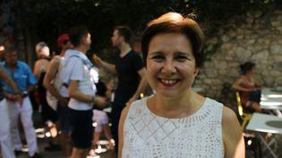 Sophie Forte au théâtre Buffon à Avignon  (Sophie Jouve/Culturebox)