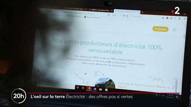"""Électricité : quand un contrat d'énergie """"verte"""" se fournit dans une centrale à charbon allemande"""