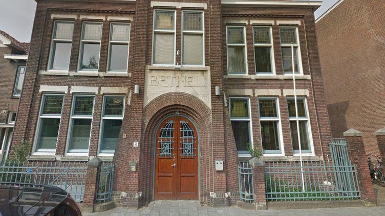 L'église protestante de Bethel, à La Haye (Pays-Bas), accueille depuis un mois une famille arémnienne menacée d'expulsion. (GOOGLE MAPS)