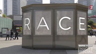Race (CAPTURE ECRAN FRANCE 2)