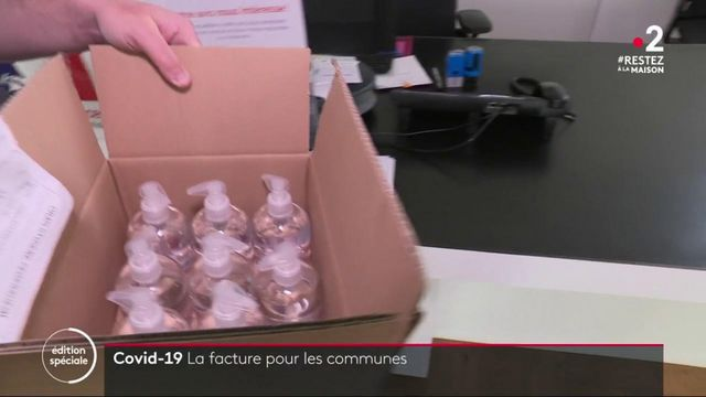 Coronavirus : la facture pour les communes