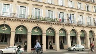 L'hotel Meurice. (France 2)