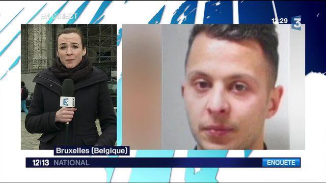 """Attentats de Bruxelles : """"Revirement de Salah Abdeslam"""""""