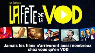 """""""La Fête de la VOD"""" se tiendra jusqu'au 11 octobre 2020. (La Fête de la VOD)"""