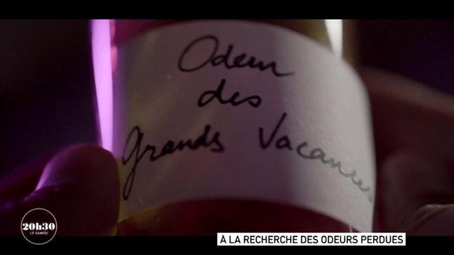 """VIDEO. """"Les odeurs sont les clés du grenier des souvenirs"""", affirme le sculpteur d'arômes et chercheur olfactif Michaël Moisseeff"""