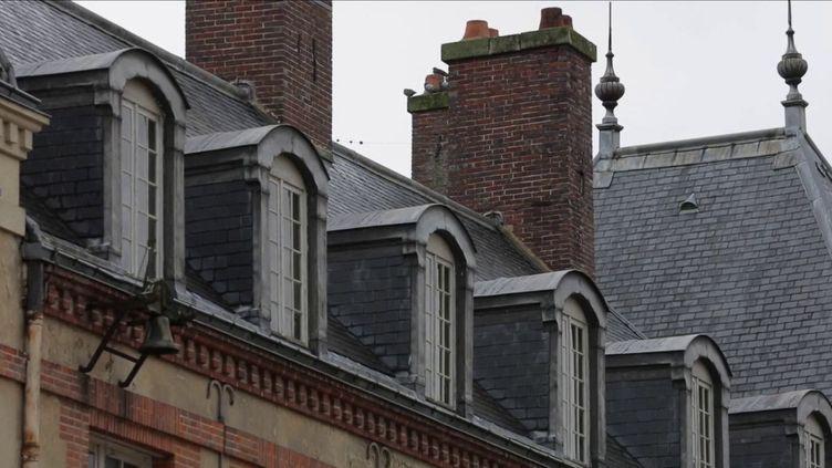 Dans les Yvelines, la vente du château de Jouars-Pontchartrain fait polémique. Une société immobilière a racheté ce bâtiment du XVIIe siècle, abandonné depuis des années, pour le transformer en logement de luxe. Le projet ne fait pas l'unanimité. (FRANCE 3)