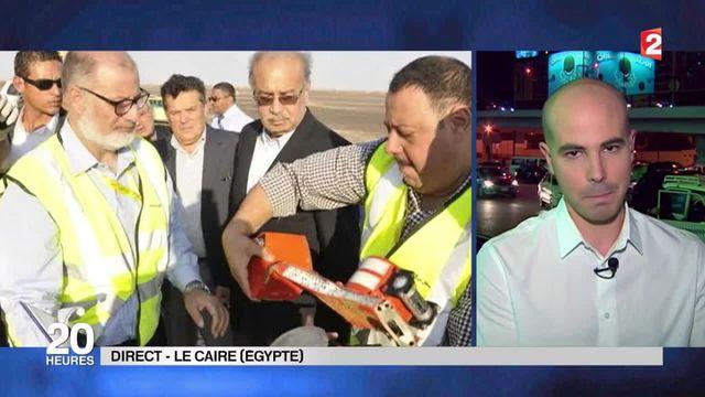 Crash en Égypte : où en est l'enquête ?