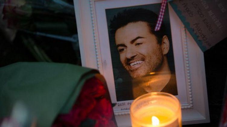 George Michael et sa soeur,Melanie Panayiotou, sont morts à exactement trois ans d'intervalle. (DANIEL LEAL-OLIVAS / AFP)