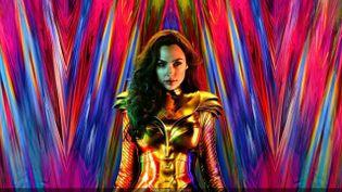 """La sortie du deuxième volet de """"Wonder Woman"""" avait été repoussée en raison de la crise sanitaire. (WARNER BROS. FRANCE)"""