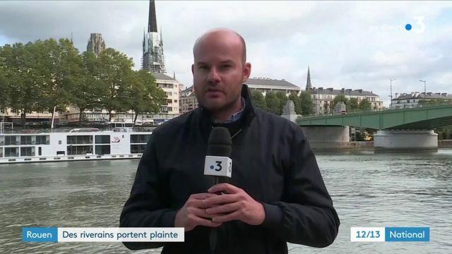 Rouen : des riverains préoccupés portent plainte
