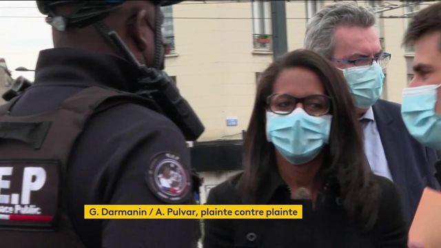 Audrey Pulvar riposte et porte plainte contre Gérald Darmanin