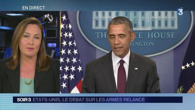 Fusillade dans l'Oregon : Obama impuissant