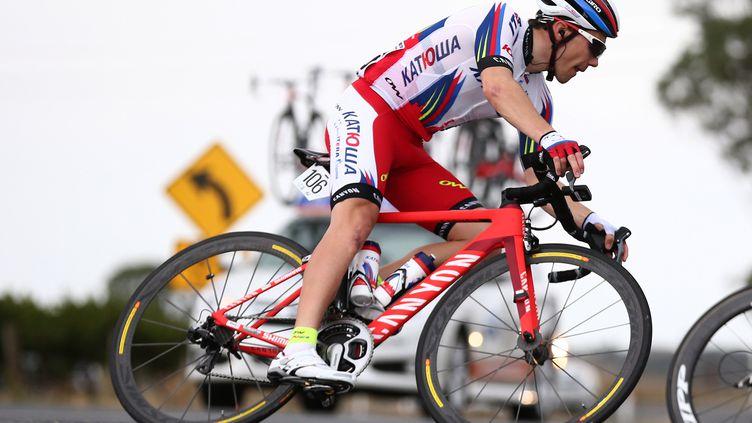 Le coureur russe Alexey Tsatevich (Katusha) (DE WAELE TIM / TDWSPORT SARL)