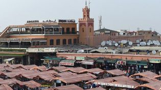 Marrakech, au Maroc (FADEL SENNA / AFP)