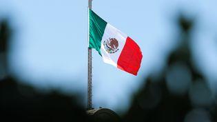 Carlos Muñoz Portal était parti au volant de son véhicule pour prendre des photos pour la série, dont la quatrième saison doit se dérouler au Mexique. (HERNANDEZ / NOTIMEX / AFP)