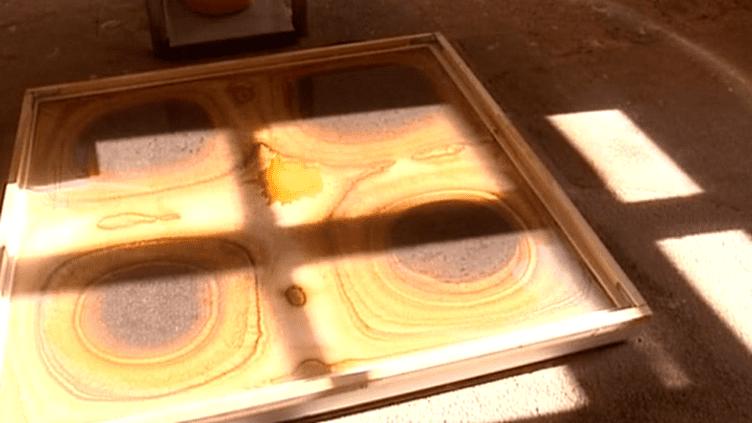 "Exposition de Niek Van de Steeg ""Yellow cake & Black Coffee"" à Albi  (France3/Culturebox)"
