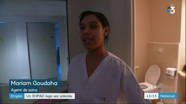 Haute-Savoie : un EHPAD attire du personnel en les soignant
