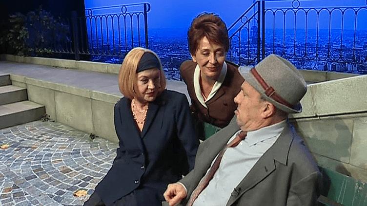 """""""Les Eaux et Forêts"""", l'humour absurde de Marguerite Duras mis en scène pas Michel Didym  (France 3 / Culturebox )"""