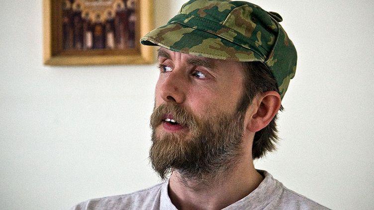 Varg Vikernes en prison, en 2009. (RUSTEM ADAGAMOV / WIKIMEDIA COMMONS)