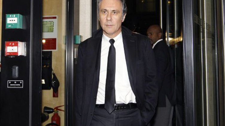 Dominique Paillé (AFP/FRANCOIS GUILLOT)