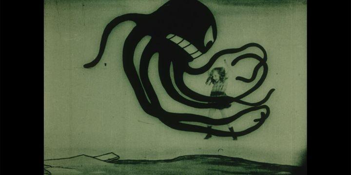 """Virgina Danis dans """"Alice Comedies"""" (1924) de Walt Disney  (Malavida)"""