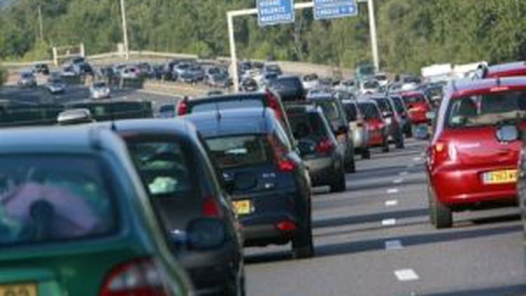 Le chassé-croisé des juillettistes et des aoûtiens s'annonce difficile sur les routes vendredi et samedi. (© AFP)