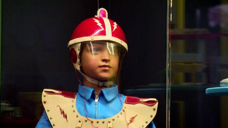 L'un des jouets exposés au Mucem (France 3 Provence Alpes)