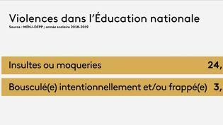 Seine-et-Marne : l'enseignante agressée par son élève porte plainte (FRANCE 3)