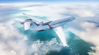 Le Falcon 10X verra le jour en 2025 (DASSAULT AVIATION)