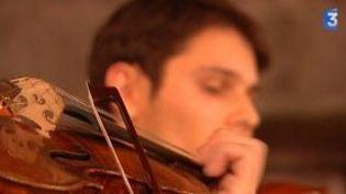 Le quatuor Modigliani joue Chostakovitch à Seillans  (Culturebox)