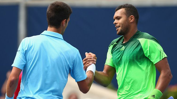 Jo-Wilfried Tsonga est dans la même partie de tableau que Novak Djokovic