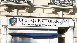 L'UFG-Que Choisir, une associationqui défend les droits des consommateurs (illustration). (SEBASTIEN JARRY / MAXPPP)