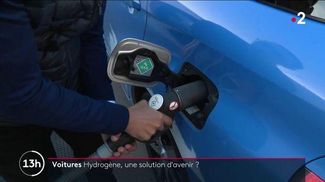 Voitures à l'hydrogène : la solution de l'avenir ?