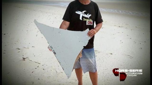 Complément d'enquête. Vol MH370 : de nouveaux débris de l'avion découverts à Madagascar ?