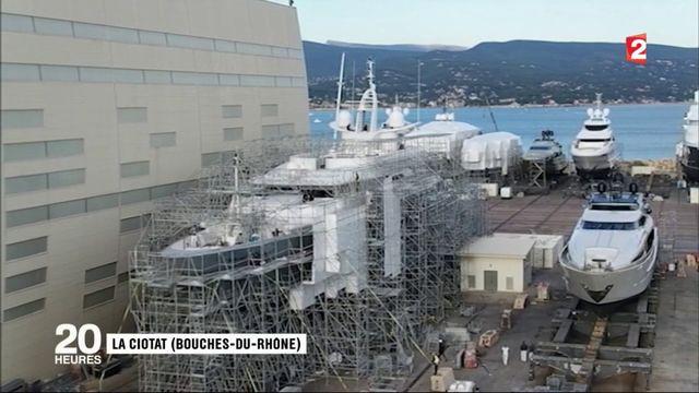Chantier naval : la renaissance de La Ciotat